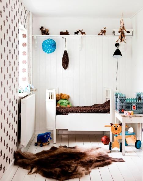 hurmaava-lastenhuone