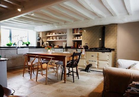 vanhanaikainen-keittio