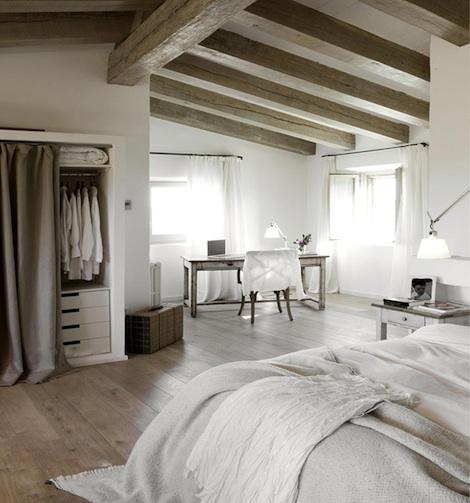 makuuhuone-valkoinenunelma
