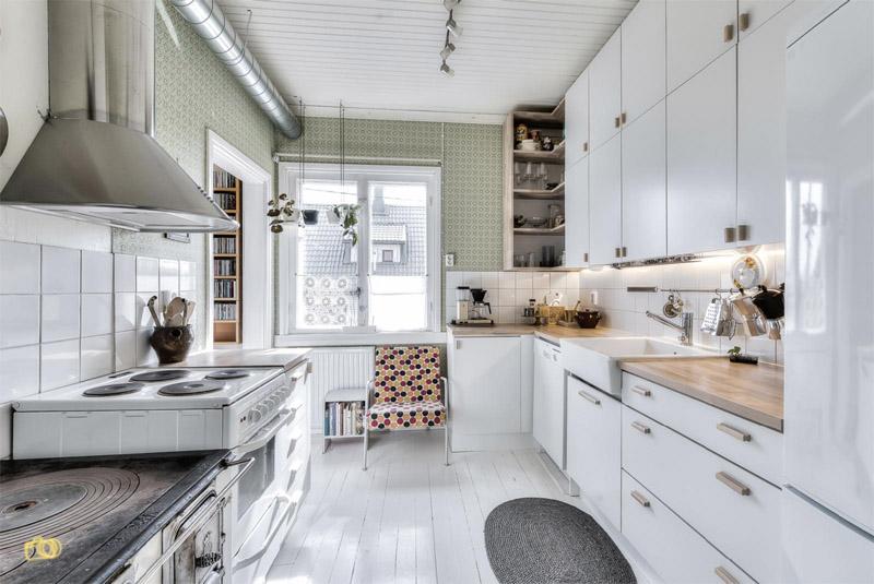 vanhapuutalo-keittio