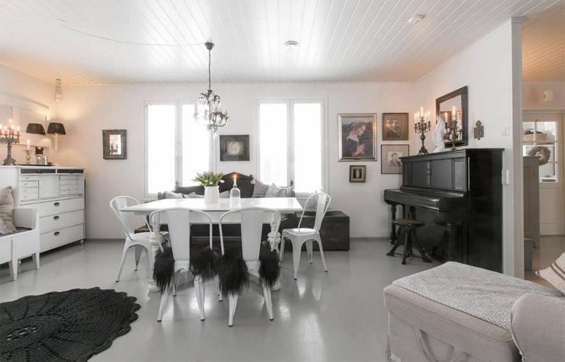 mustavalkoinen-olohuone-maalais