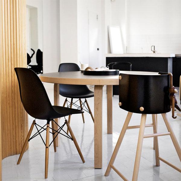 Vitra Eames DSR tuolit  Sisustusblogi