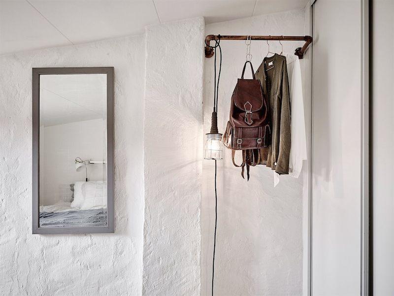 kattohuoneisto-seinarappaus