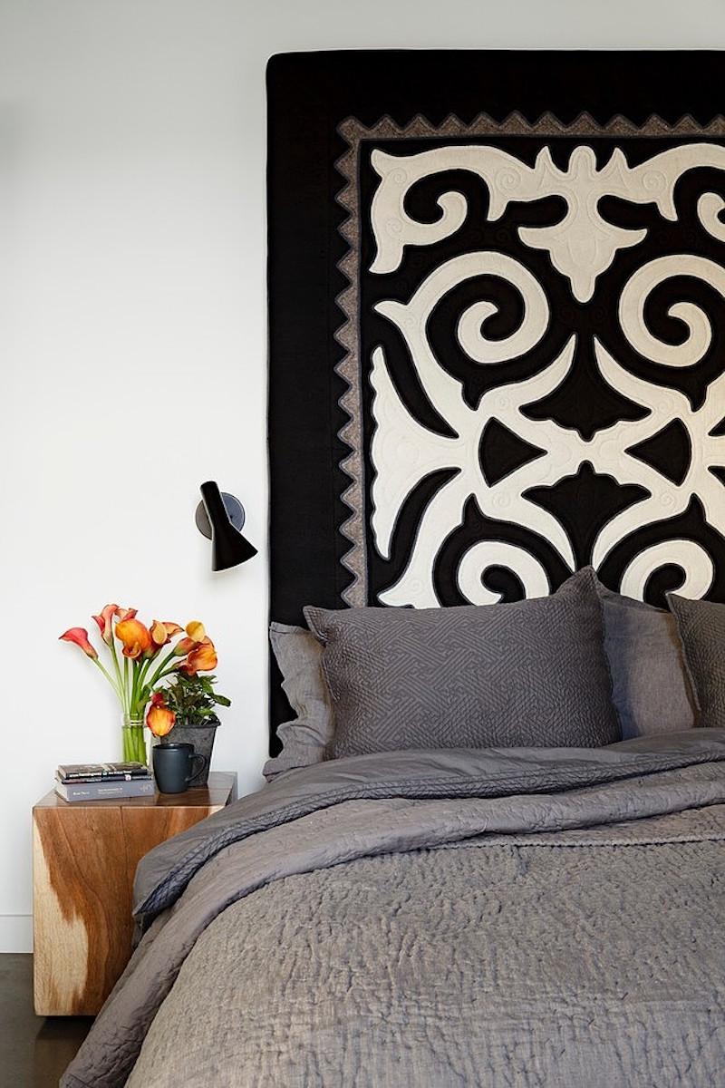 loft-asunto-makuuhuone