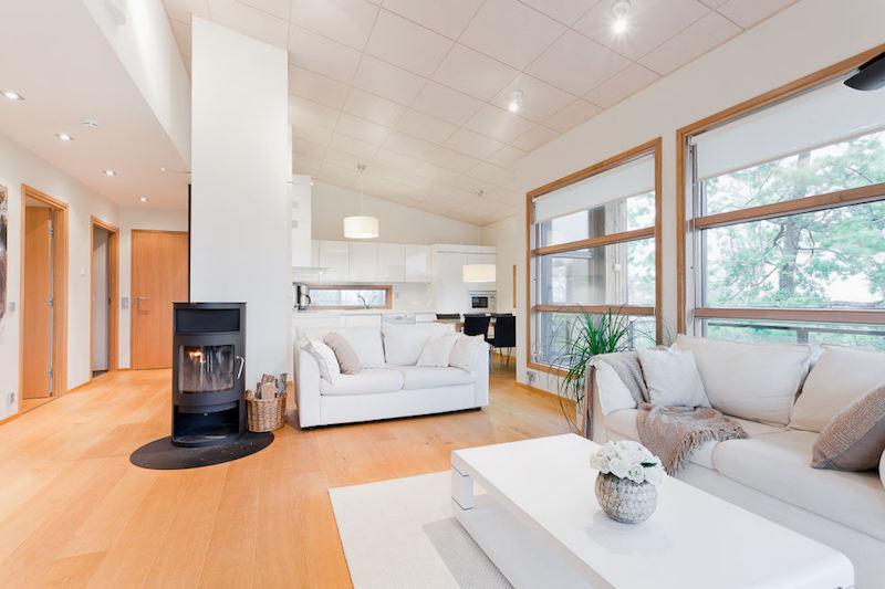 moderni-olohuone-puu-valkoinen