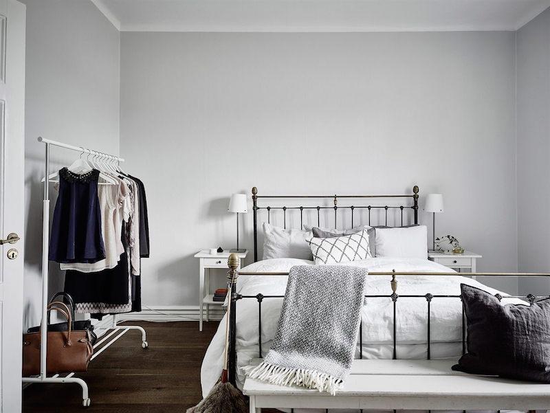 yksinkertaista-tyylikkyytta-makuuhuone-sisustus