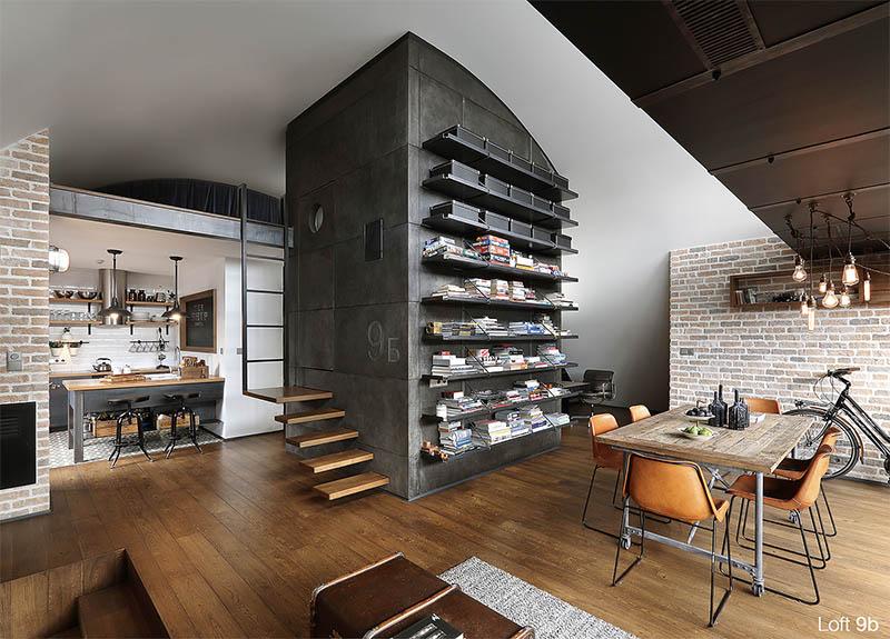 loft-asunto-teollistyyli-2