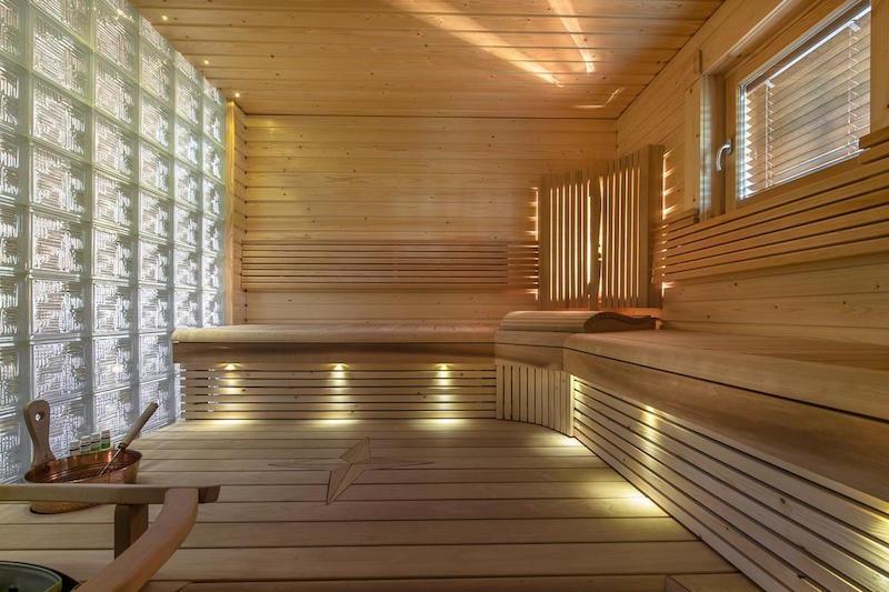 ruka-vapaaajanasunto-sauna