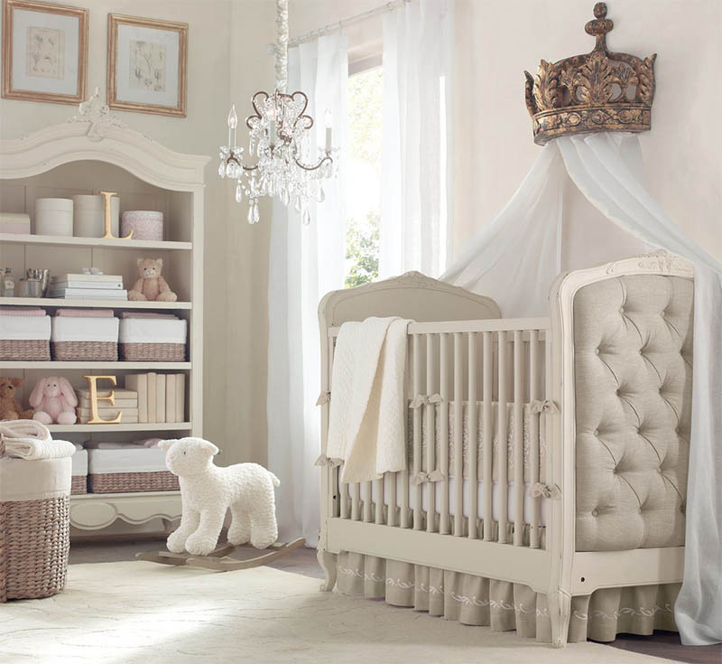 kruunu-koriste-vauvanhuone-sisustus