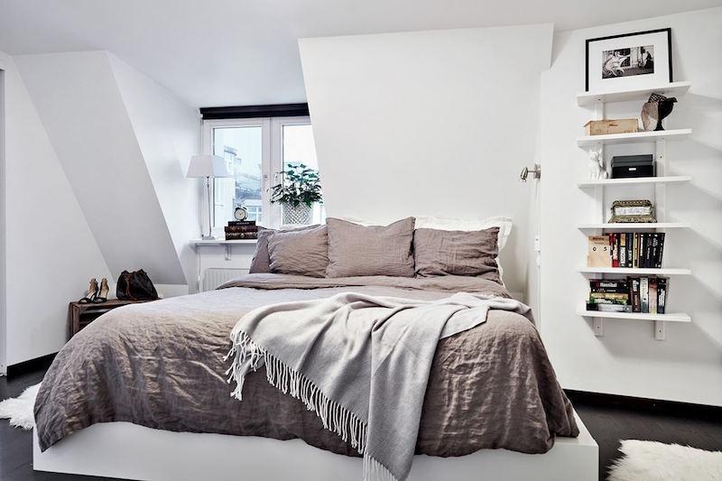 makuuhuone-kontrastia-sisustukseen
