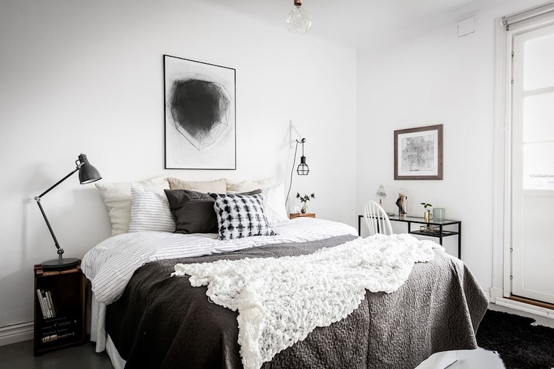 makuuhuone-sanky-kaksio-sisustus