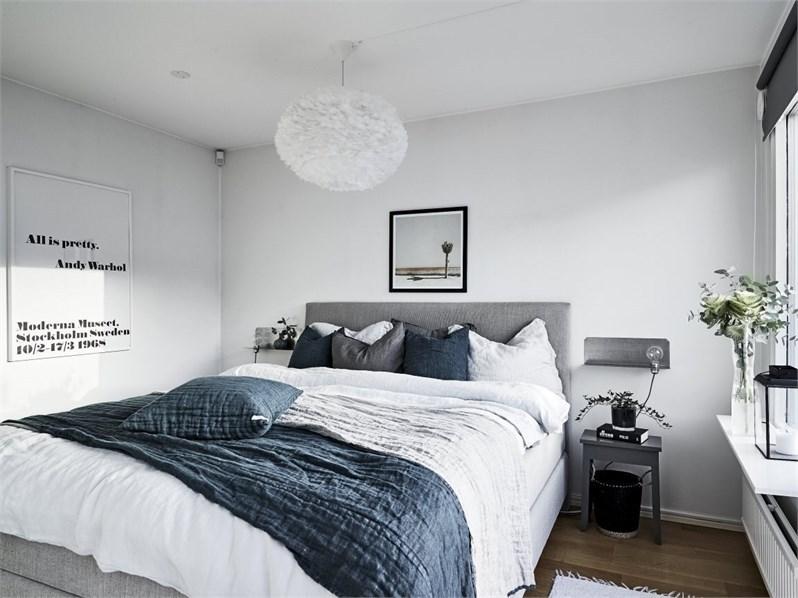 makuuhuone-sanky-mustavalkoinen-sisustus