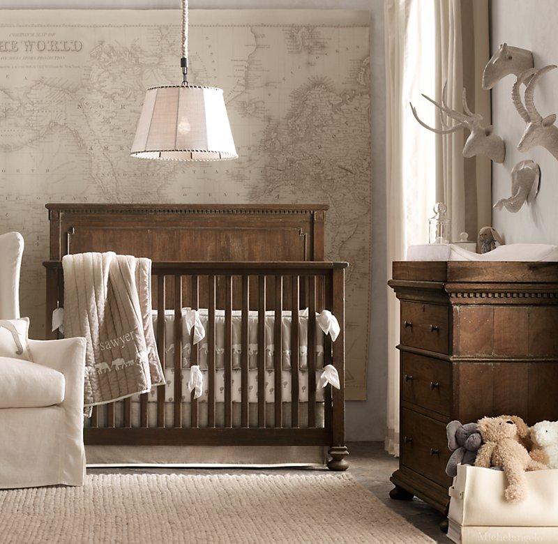 vintage-kalusteet-vauvanhuone-sisustus