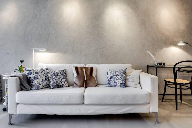 sohva-yksio-neliot