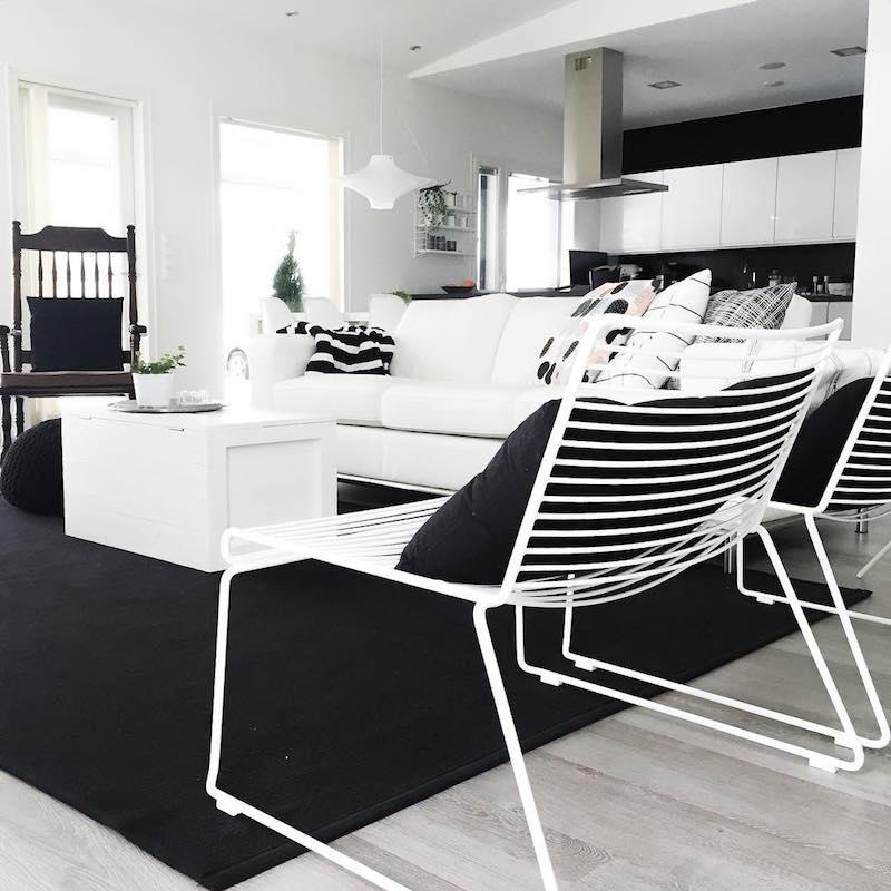 skandinaavista-muotoilua-valkoista-ja-mustaa-sisustus