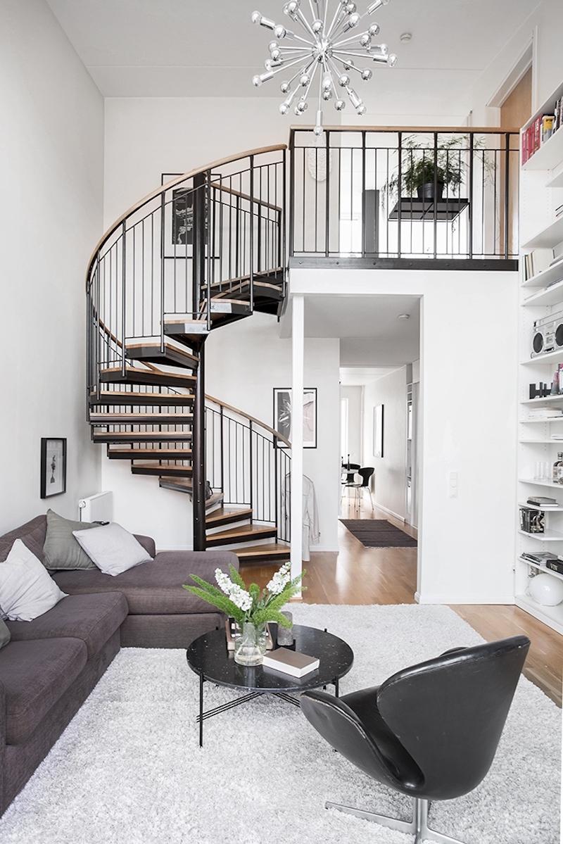 nayttava-kattohuoneisto-huonekorkeus