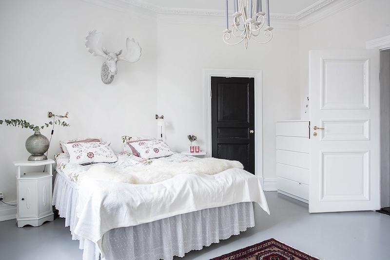 skandinaavista-romantiikka-makuuhuone