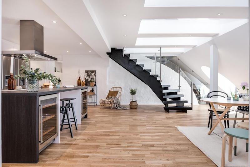 elegantti-sisustus-kattohuoneisto