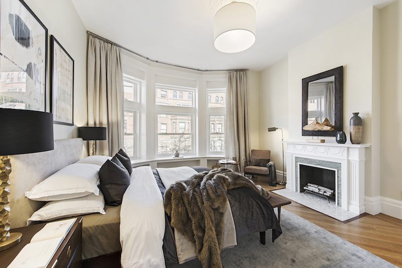 eleganttia-tyyli-newyorkissa-makuuhuone-sisustus