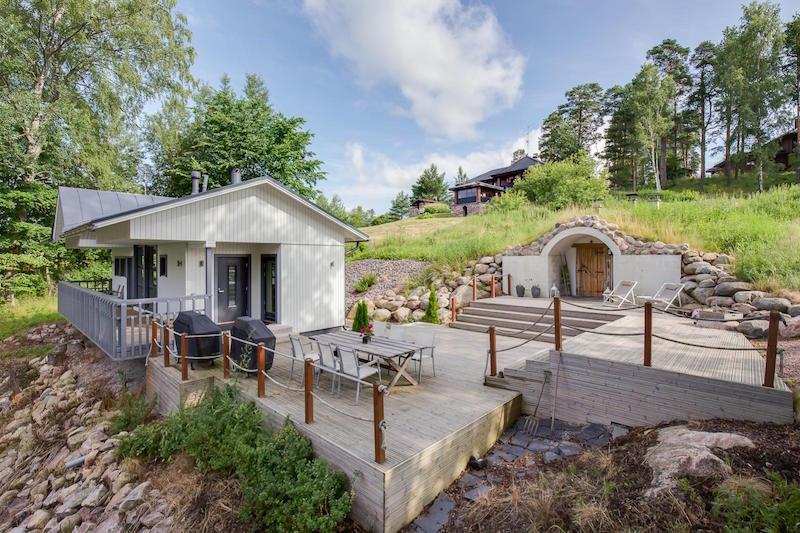 joenranta-sauna