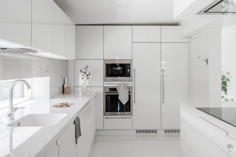 moderni-unelmakoti-keittiokalusteet