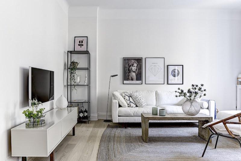 sisustuksen-rytmi-harmaa-puu-valkoinen-olohuone-kalusteet
