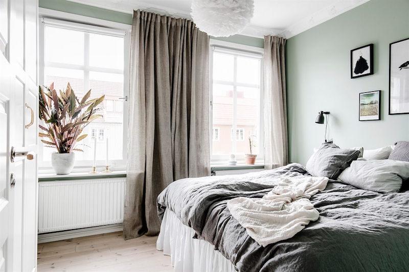 kodikkaasti-rustiikkinen-sisustus-makuuhuone