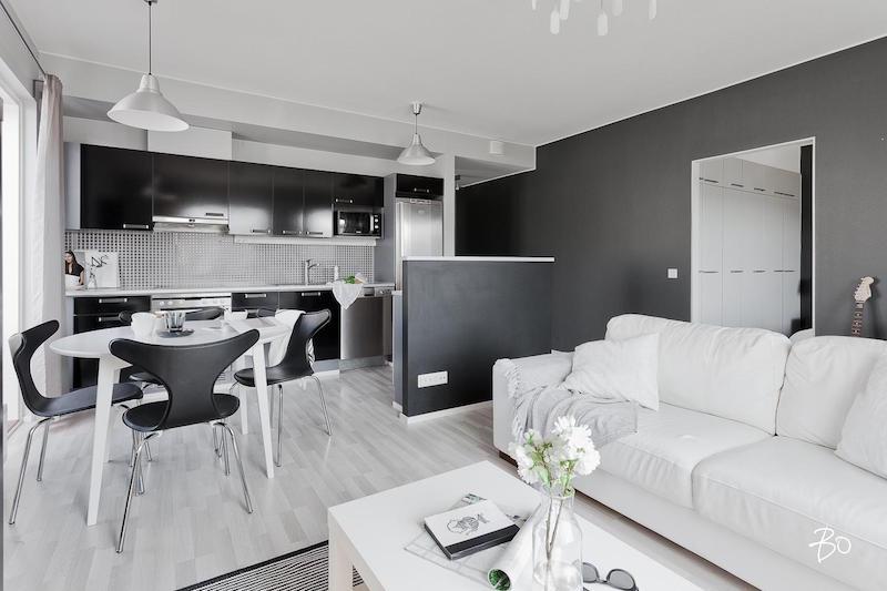 moderni-koti-mustavalkoinen