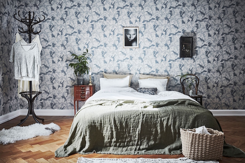 sisustus-tapetit-kodikas-makuuhuone-sanky