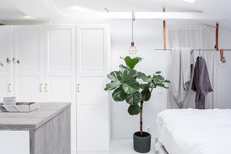 sisustus-kaksio-makuuhuone-sailytys