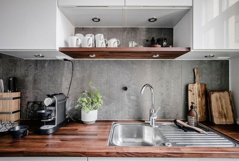 sisustus-valo-yksityiskohdat-keittio-avohylly